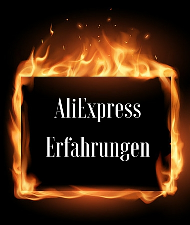 AliExpress Erfahrungen