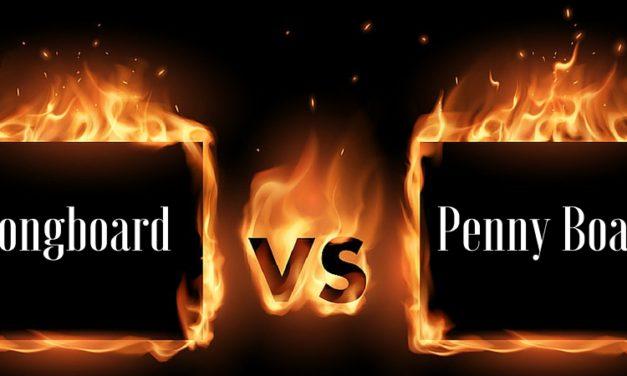 Longboard oder Penny Board für Anfänger?