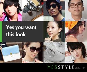 Yesstyle Empfehlung - Der Fashion Shop aus Asien